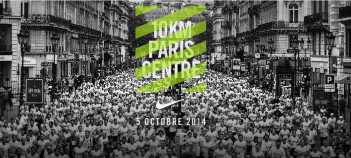 Nike paris centre