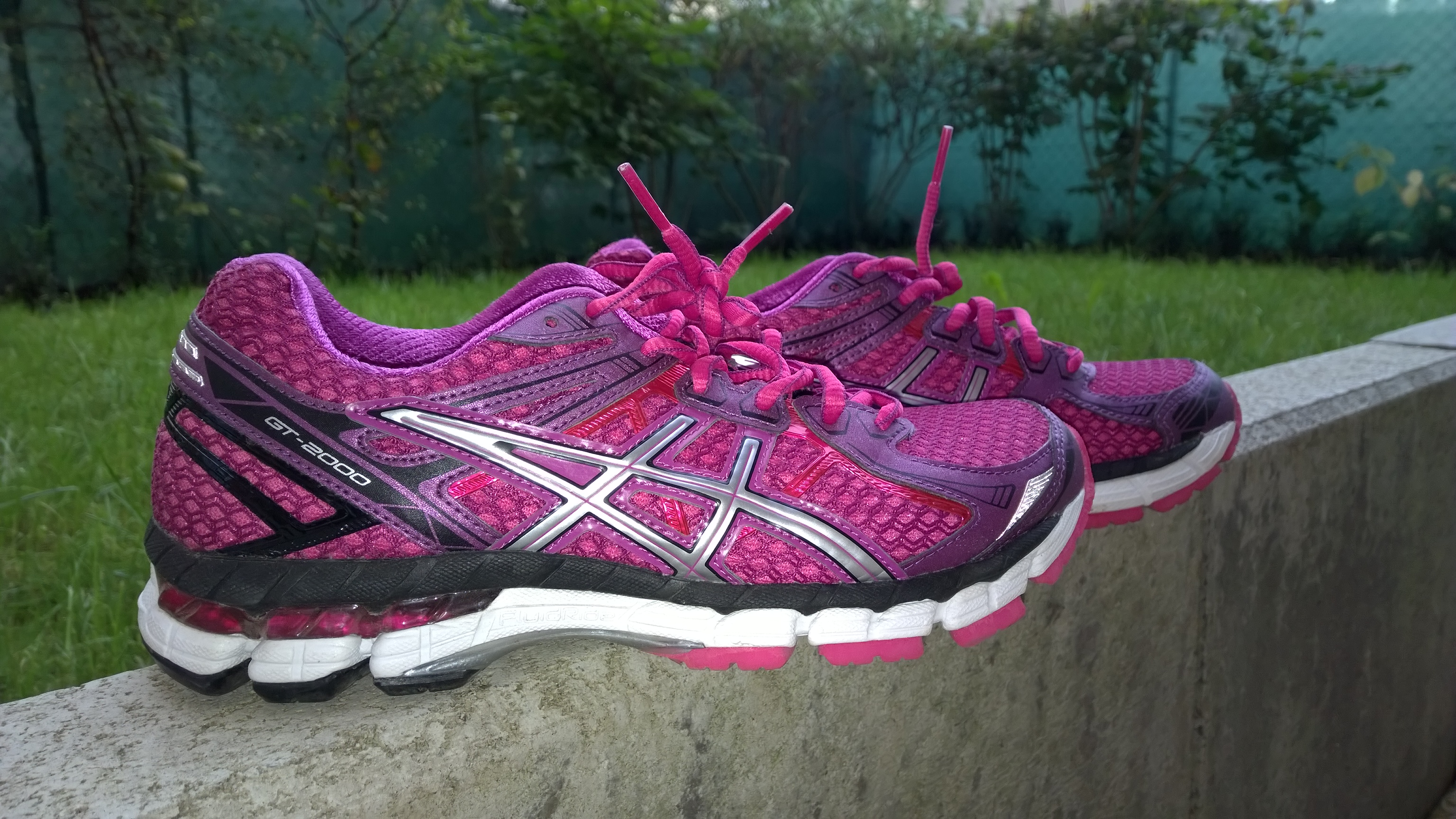 asics gel gt 2000 test