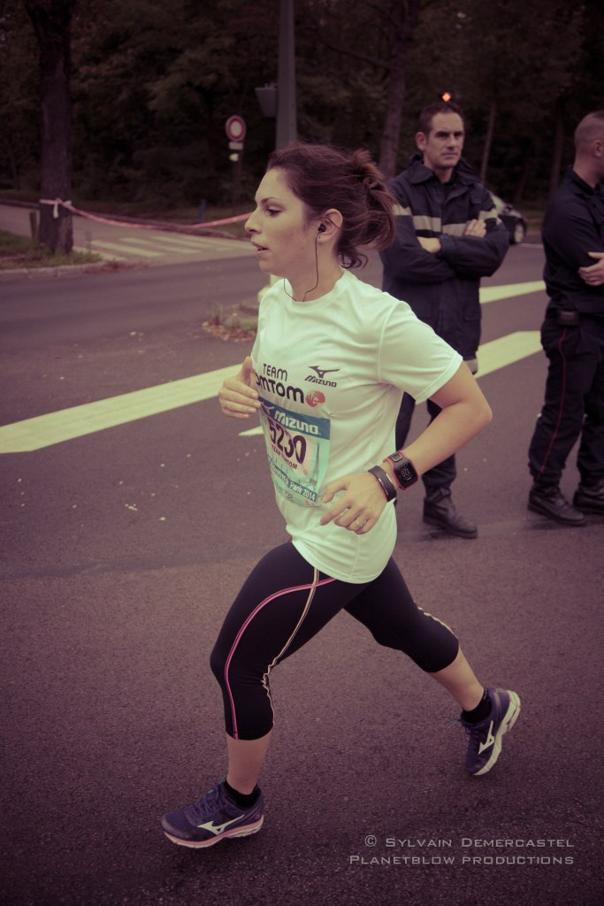 20 km de Paris (Team TomTom)