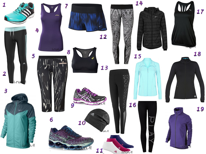 Soldes Hiver running 2