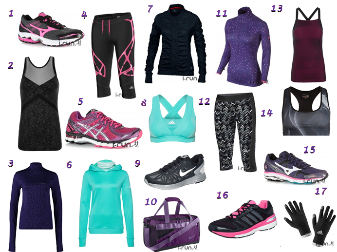 Soldes Hiver running