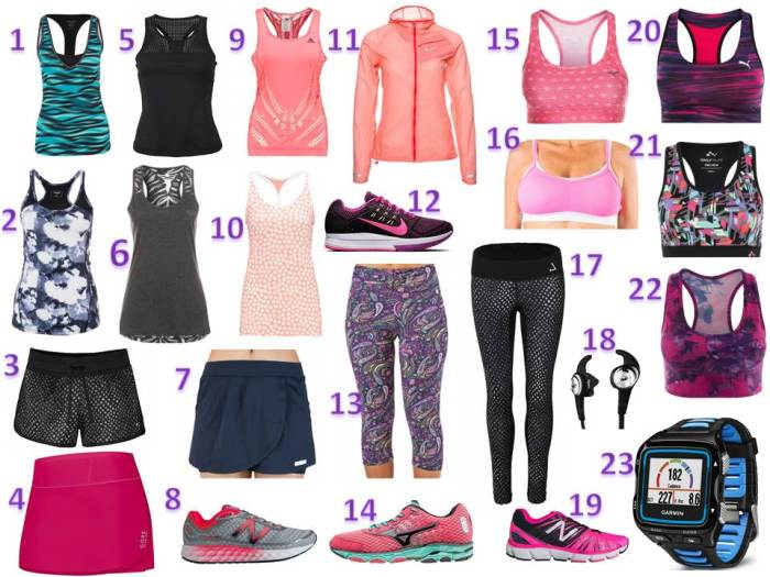 Ma liste shopping Juin 2015 (1)