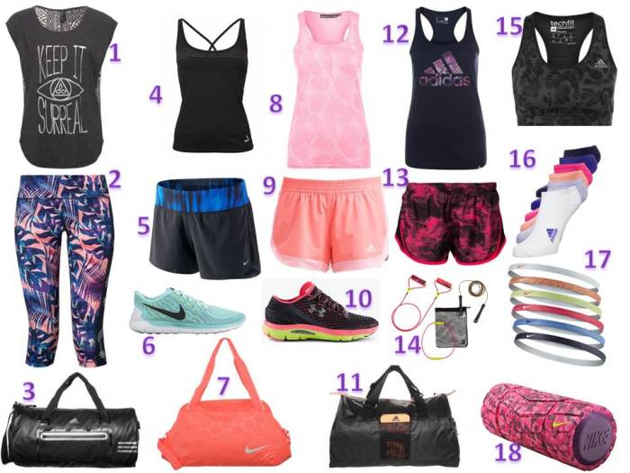 Ma liste shopping Juin 2015 (2)