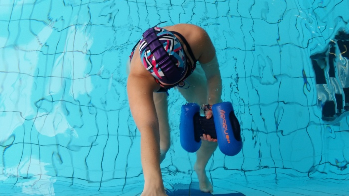 Garder la motivation natation 6